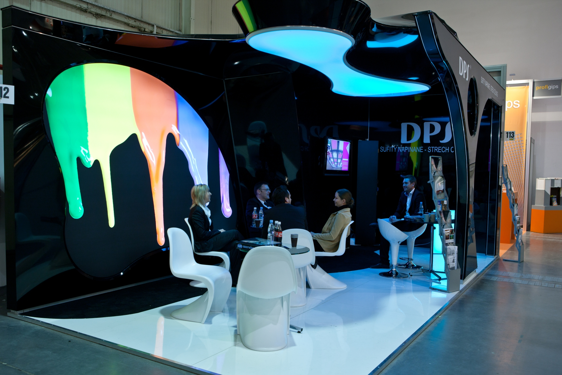 Modern Exhibition Stand Near Me : Modern exhibition stands gallery dps group blog